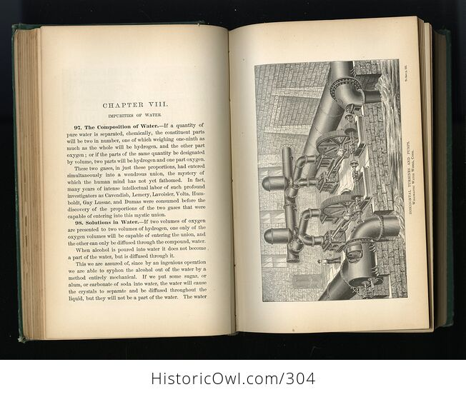 A Practical Treatise on Hydraulic Engineering and Manual for Water Supply Engineers by J T Fanning C1887 - #GuYBZJEylTo-6