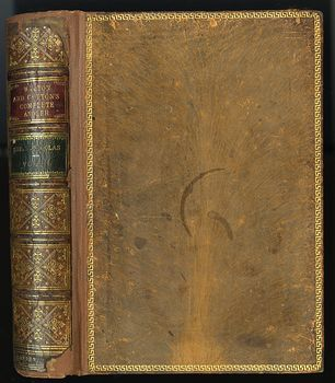 Antique Illustrated Book 2 Volumes the Complete Angler or the Contemplative Mans Recreation by Izaak Walton C1860 #t22TE8Cl7z4