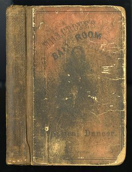 Antique Illustrated Book a Complete Practical Guide to the Art of Dancing by Thomas Hillgrove C1864 #ImBY81zFHXs