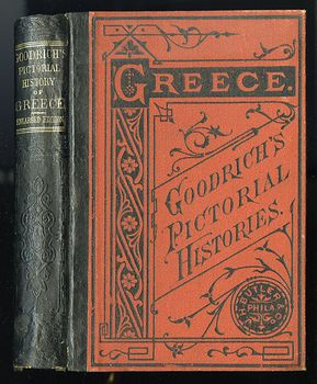 Antique Illustrated Book a Pictorial History of Greece Ancient and Modern by S G Goodrich C1881 #QZVYxi4XIvU