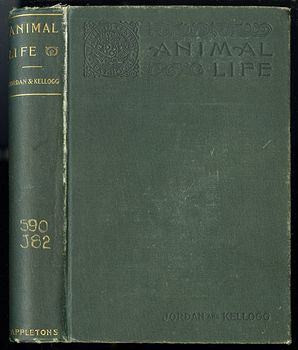 Antique Illustrated Book Animal Life a First Book of Zoology by David S Jordan and Vernon Kellogg C1900 #TGf55q9kVjw