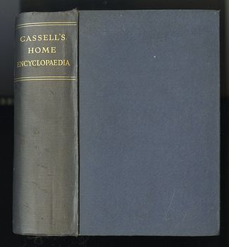Antique Illustrated Book Cassells Home Encyclopedia a Practical Guide to All Home Crafts #4To4mZ4xY5I