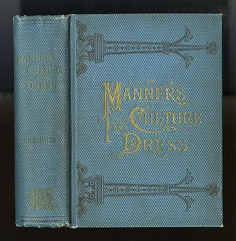 Antique Illustrated Book Manners Culture and Dress of the Best American Society by Richard a Wells C1893 #aoCzu7YF6c4