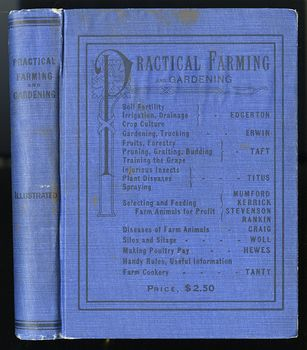 Antique Illustrated Book Practical Farming and Gardening Edited by Willis Macgerald C1914 #lPntJyOKKt0