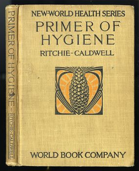 Antique Illustrated Book Primer of Hygiene Being a Simple Textbook on Personal Health and How to Keep It by John W Ritchie and Joseph S Caldwell #dzZ4vfymOhc