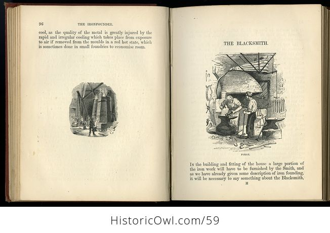 Antique Illustrated Book the Boys Book of Trades by Routledge C 1880 - #2igGvNVWxoE-6