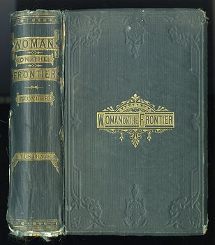 Antique Illustrated Book Woman on the Frontier by William a Fowler C1878 #vvhWzW5FTE0