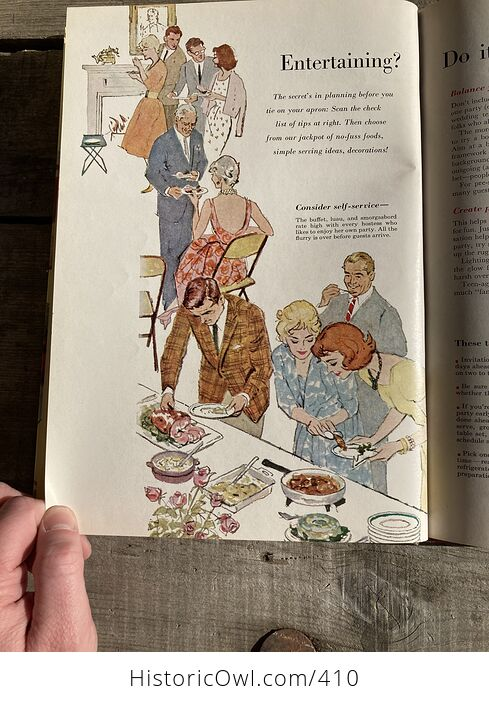 Better Homes and Gardens Holiday Cook Book C1967 - #2f3kZ0E3mNI-6
