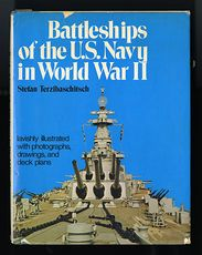 Book Battleships of the Us Navy in World War Ii by Stefan Terzibaschitsch C1977 #yJWMIGv4Tww