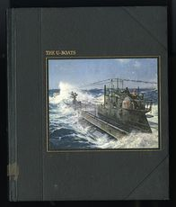 Book the Seafarers the U Boats by Douglas Botting and the Editors of Time Life Books C1979 #BECw9VtIXB4
