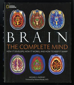 Brain the Complete Mind Book by Michael S Sweeney C 2009 #acR4IX8biso