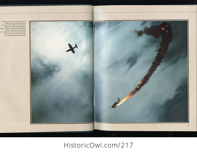 Collectible Time Life Book from the Epic of Flight Set Fighting Jets by Bryce Walker C1983 - #i0s8zOP7lTc-5