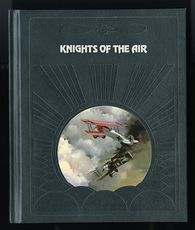 Collectible Time Life Book from the Epic of Flight Set Knights of the Air by Ezra Bowen C1980 #CiwVGf1K9co