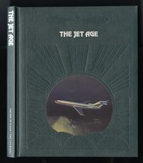 Collectible Time Life Book from the Epic of Flight Set the Jet Age by Robert J Serling C1982 #ge0Sd8qFKcs