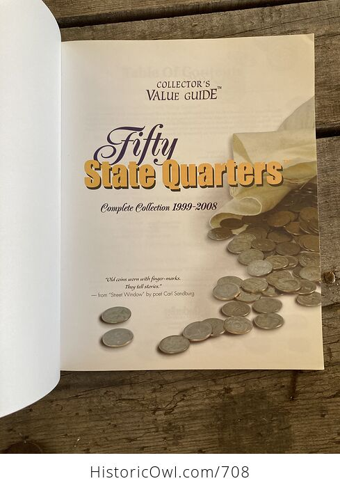 Collectors Value Guide Fifty State Quarters Book C2000 - #0jd1Elkye80-2