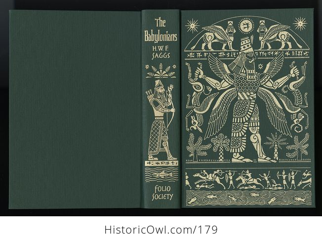 Empires of the Ancient near East the Folio Society the Babylonians the Egyptians the Hittites the Persians Seventh Printing 2003 - #dK2CKwisl00-9