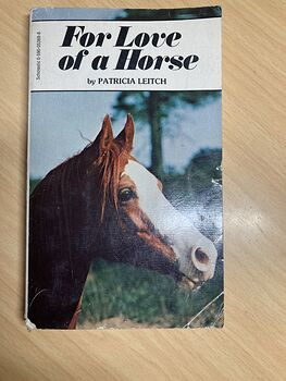 For the Love of a Horse Paperback Book by Patricia Leitch C1976 #vkl9vYenDVc