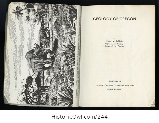 Geology of Oregon Title Page - #hVQyRjvYpqI-3