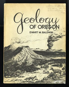Geology of Oregon Vintage Book by Ewart M Baldwin C 1959 #hVQyRjvYpqI