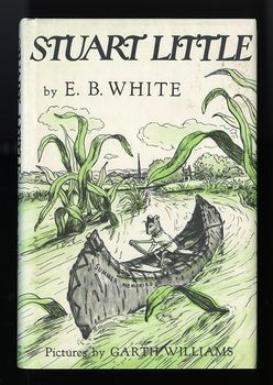 Illustrated Hardcover Book Stuart Little by E B White C 1973 #Ui5gTe9zyHE