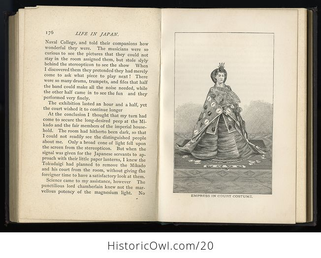 Life and Adventure in Japan Antique Illustrated Book by E Warren Clark C 1878 - #FG6qz9RZrRM-8