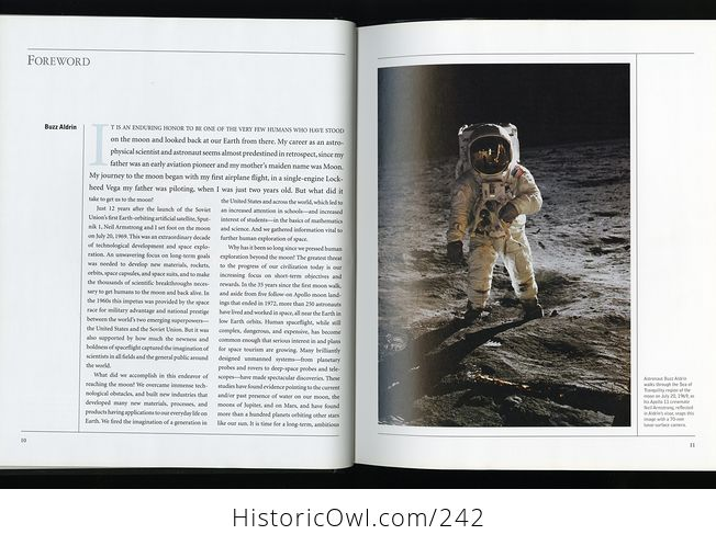 National Geographic Encyclopedia of Space Book by Linda K Glover with Andrew Chaikin Patricia S Daniels Andrea Gianopoulos and Jonathan T Malay and Foreword by Buzz Aldrin C2004 - #EP0lMI4JknM-3