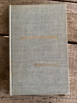 One Mans Philosophy Vintage Book by Frederick W Lewis C1957 #26ynvy2dnXA