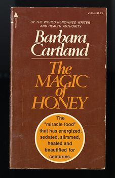 Paperback Book the Magic of Honey by Barbara Cartland C1970 #OqgHiJRfX6I