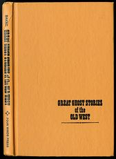 Retro Book Great Ghost Stories of the Old West Edited by Betty Baker C1968 #K5ZErWftS2c