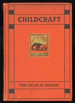Set of Two Childcraft Antique Illustrated Books Vol 4 and 5 Copyright 1937 #MhAuU8zahak