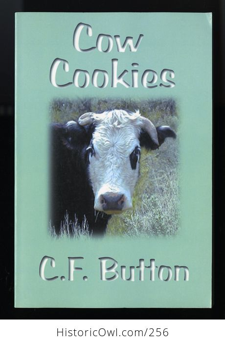 Signed Cow Cookies Book by Cf Button C2004 - #rjl14s2MgY4-1