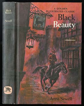 Stunning Vintage Book Black Beauty Unabridged by Anna Sewell Golden Press Edition Illustrated by William Steinel #ylazipLu6g4