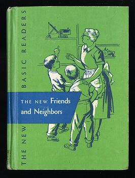 The New Friends and Neighbors Vintage Book by William Gray Marion Monroe a Sterl Artley and May Hill Arbuthnot C1956 #Wr2akIvuwvc