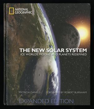 The New Solar System Ice Worlds Moons and Planets Redefined Book by Patricia Daniels C2010 #pHvvKHogIKU