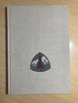 The Pacific Crest Trail Book by William R Gray C 1975 #A63ir2SA3OQ