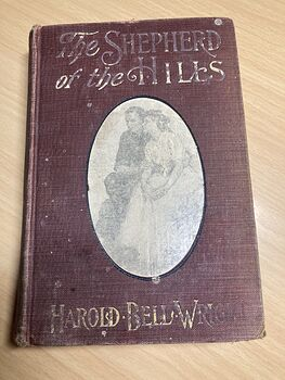 The Shepherd of the Hills a Novel by Harold Bell Wright C1907 #Jp3YxSQCbc0