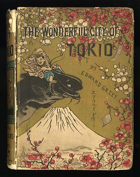The Wonderful City of Tokio or Further Adventures of the Jewett Family and Their Friend Oto Nambo by Edward Greey Antique Illustrated Book C1883 #p0gka6U8nVk