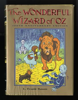 The Wonderful Wizard of Oz 100th Anniversary Edition Hardcover Book L Frank Baum C1987 #X0l6E6pPw8g