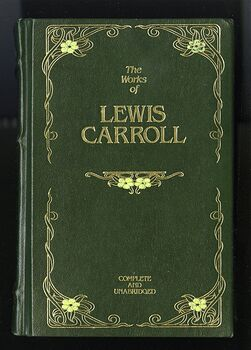 The Works of Lewis Carroll Longmeadow Press C1982 #6W97VIn1ETU