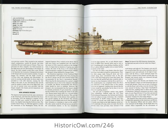 The Worlds Great Aircraft Carriers from the Civil War to the Present by Antony Preston C1999 - #w78pxievp2w-5