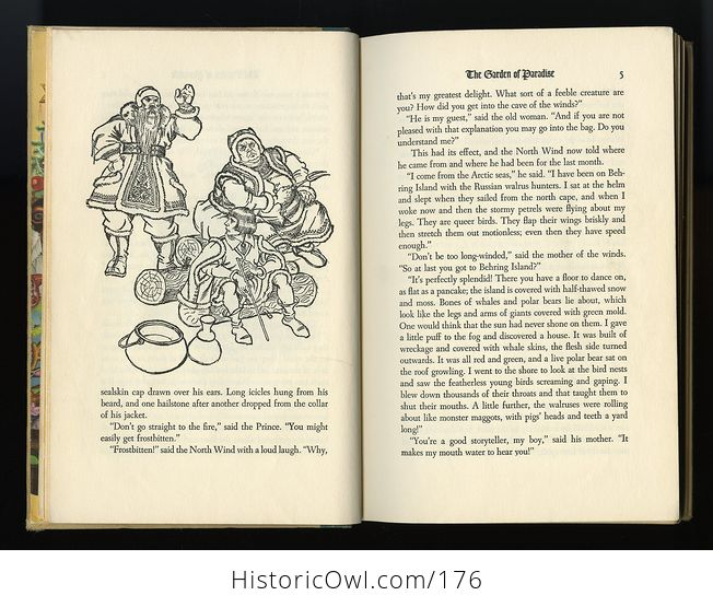 Vintage Book Andersens Fairy Tales Illustrated by Arthur Szyk C1945 - #id4wdqzrjnQ-2