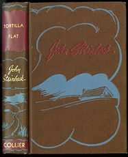 Vintage Book of Tortilla Flat by John Steinbeck C1935 #0c1e2uAHxng