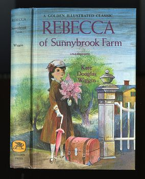 Vintage Book Rebecca of Sunnybrook Farm Unabridged Edition by Kate Douglas Wiggin Illustrated by June Goldsborough C1965 #XO5cHPHouCk