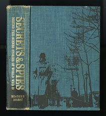 Vintage Book Secrets and Spies Behind the Scenes Stories of World War Ii by the Readers Digest C1964 #9OHMlSYP9Yc