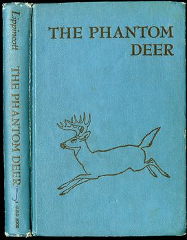 Vintage Book the Phantom Deer by Joseph Wharton Lippincott 1954 #jOfUo1QJhAA
