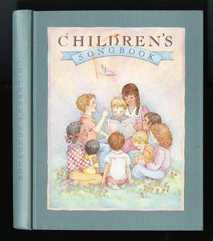 Vintage Childrens Song Book of the Church of Jesus Christ of Latter Day Saints C1989 #3eiNmLzgumU