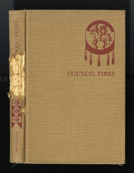 Vintage Illustrated Book Council Fires by Ellsworth Jaeger C1949 #G82GEtcOLu8