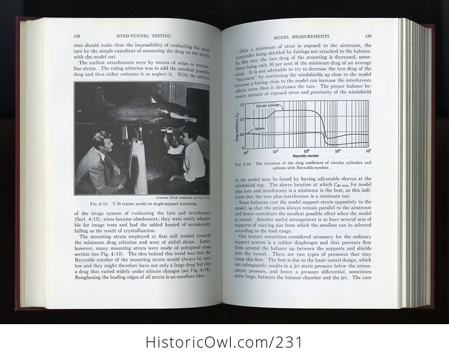 Wind Tunnel Testing Book by Alan Pope C1954 - #EwymYwszjXQ-5